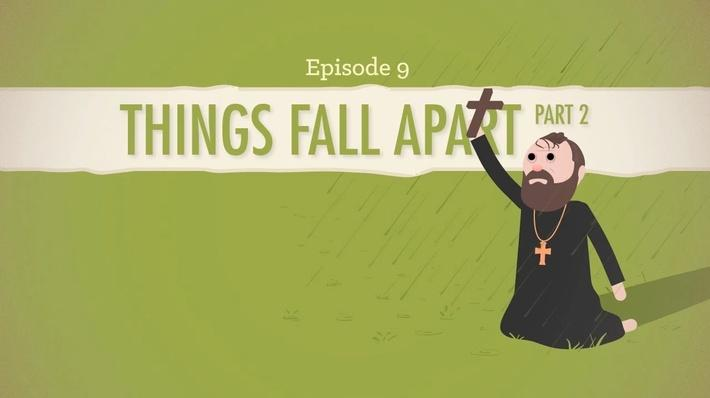 Things Fall Apart Part 2 | Crash Course Literature #209