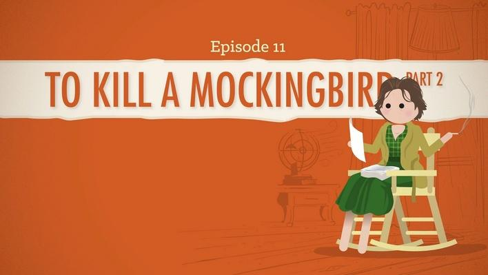 To Kill a Mockingbird Part 2 | Crash Course Literature #211