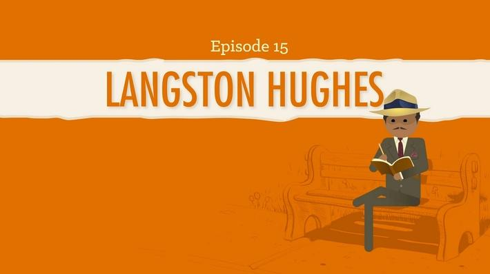 Langston Hughes and the Harlem Renaissance | Crash Course Literature #215