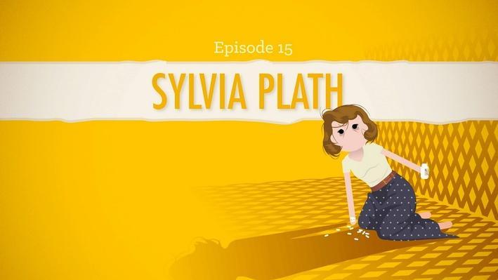The Poetry of Sylvia Plath | Crash Course Literature #216