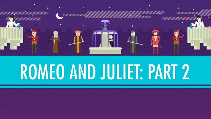 Romeo and Juliet Part 2 | Crash Course English Literature #103