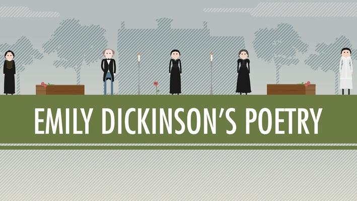 The Poetry of Emily Dickinson | Crash Course English Literature #108
