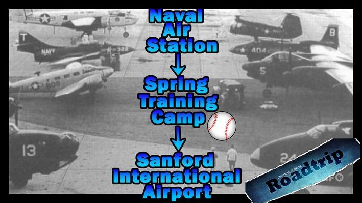 Sanford Naval Air Station l Central Florida Roadtrip