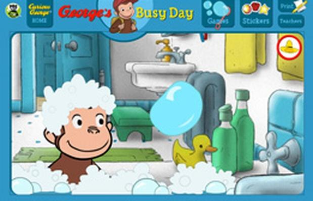 Revienta burbujas - Curious George | PBS KIDS Lab
