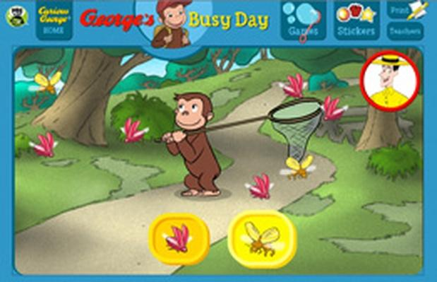 Contando insectos - Curious George | PBS KIDS Lab