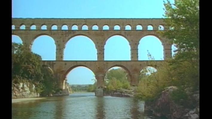 David Macaulay: Roman City | Roman Aqueducts