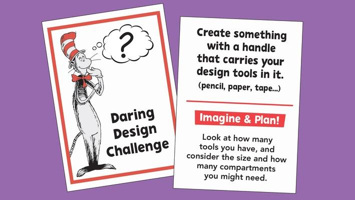 Daring Design Challenge | The Cat in the Hat Knows a Lot About That!
