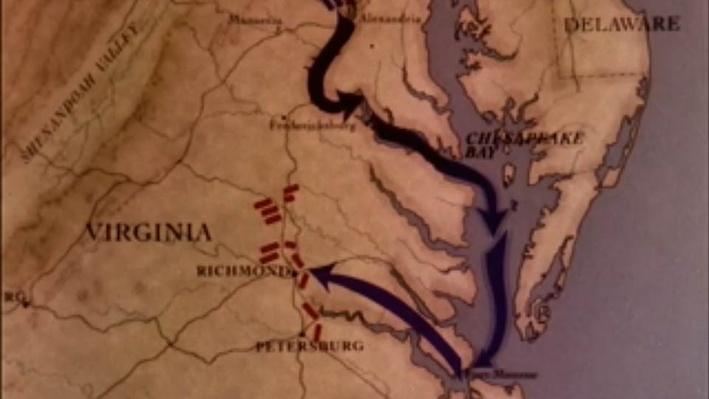 The Civil War: Episode 2 | General McClellan's Inaction