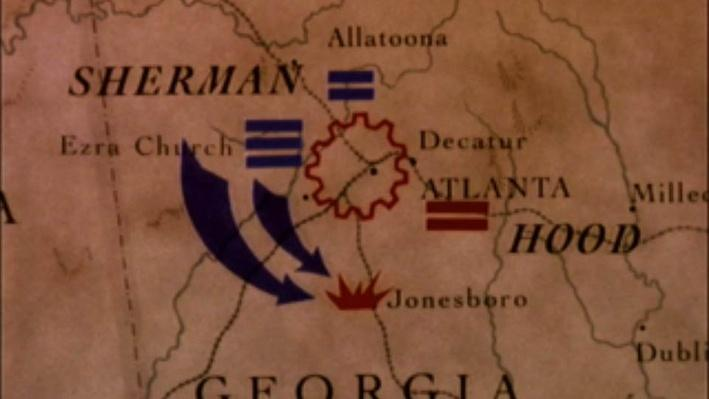 The Civil War: Episode 7 | Atlanta Is Taken