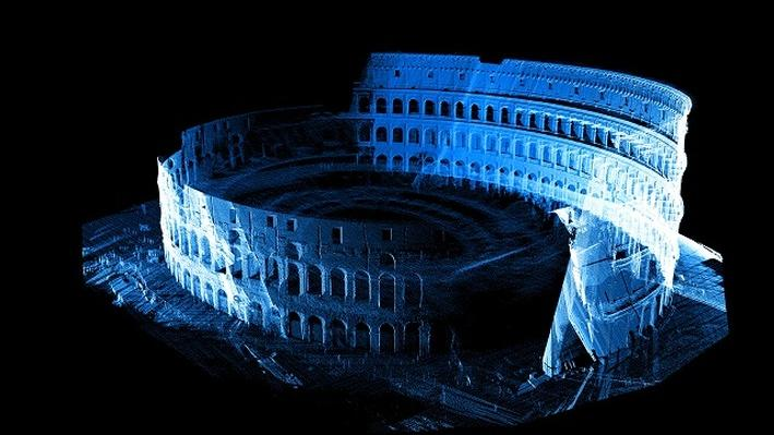 Colosseum | Time Scanners