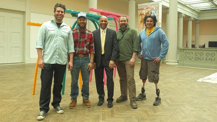 G.I. Bill Students at the Corcoran School of the Arts & Design | Craft in America