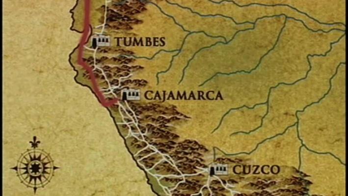 Conquistadors: The Conquest of the Incas | Along the Royal Inca Road