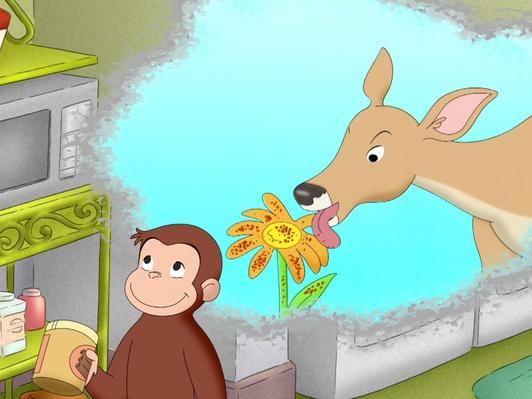 Curious George: Five Senses