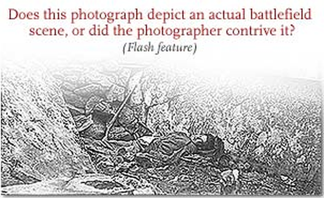 Interpreting Civil War Photography