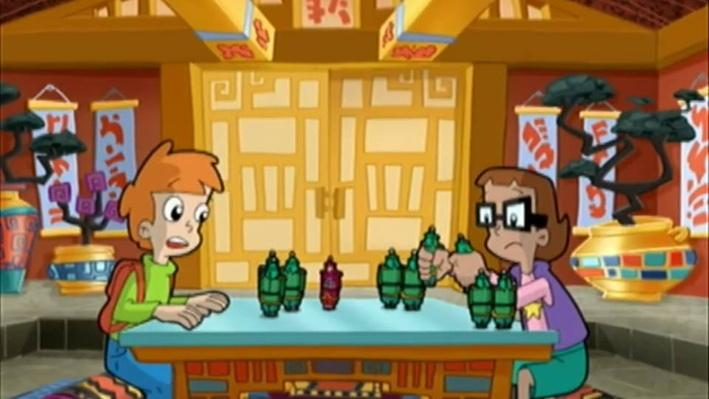Cyberchase: Problem Solving in Shangri-La | Taming the Dragon