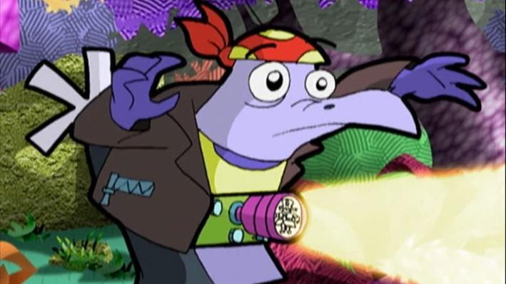 Cyberchase: All the Right Angles | A Few Degrees