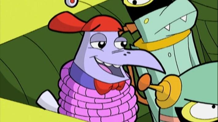 Cyberchase: A Whale of a Tale | Glowla and Spout