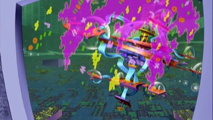 Cyberchase: A Battle of Equals   A Balanced Scale