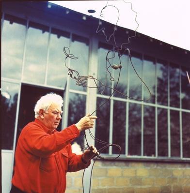 Calder Portrait 1