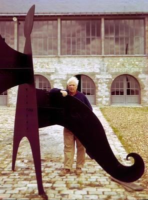 Calder Portrait 2