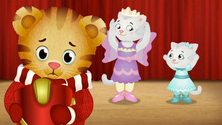 Can You Be the Nutcracker, Daniel? | Daniel Tiger's Neighborhood