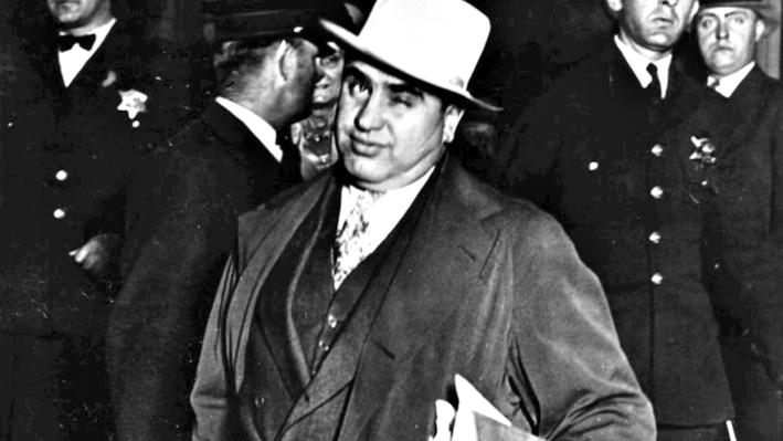 The Fall of Al Capone I Al Capone: Icon: Chapter 5