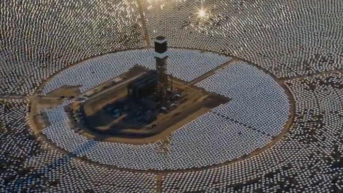 Big Solar Comes of Age