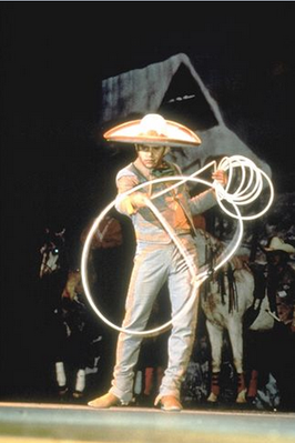 Hispanic Culture in Utah: Francisco Zamora Presents Rope Tricks