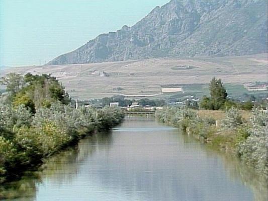 Willard Canal | Images of Utah