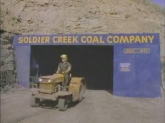 Underground Coal Mining | Images of Utah