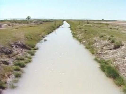 Irrigation Ditch, Fort Deseret | Images of Utah
