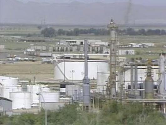 Oil Refineries, North Salt Lake | Images of Utah
