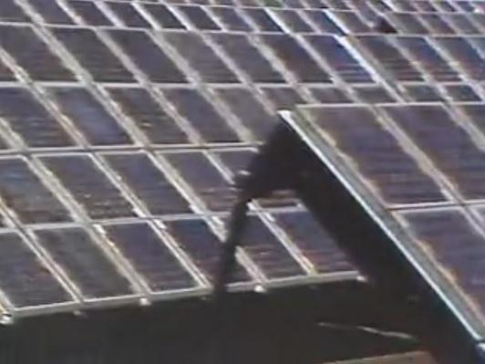 Solar Panels at Natural Bridges | Images of Utah