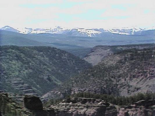 Water: Watershed, High Uinta Mountains | Images of Utah