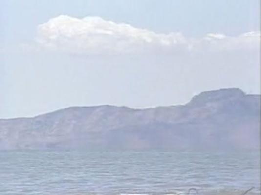 The Great Salt Lake: Stansbury Island | Images of Utah