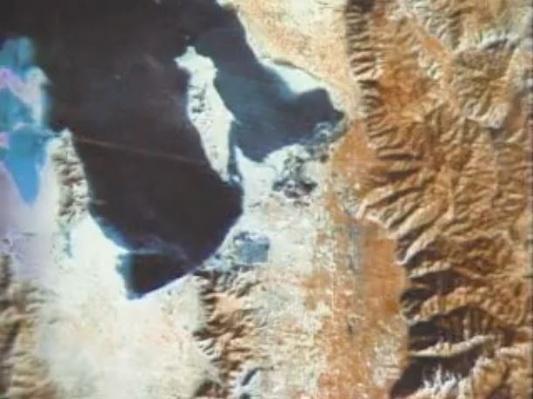 The Great Salt Lake: Lake Effect | Images of Utah