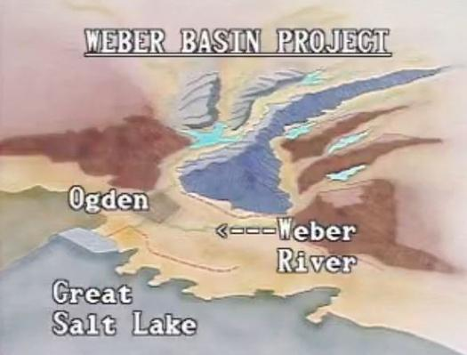 Water: Weber Basin Headwaters and Reservoirs | Images of Utah