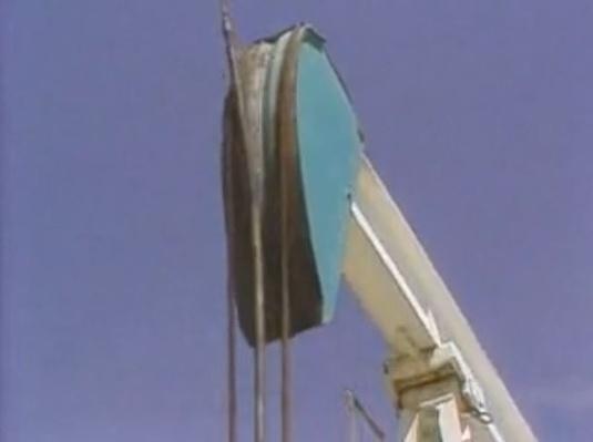 Oil Well Pump Head   Images of Utah