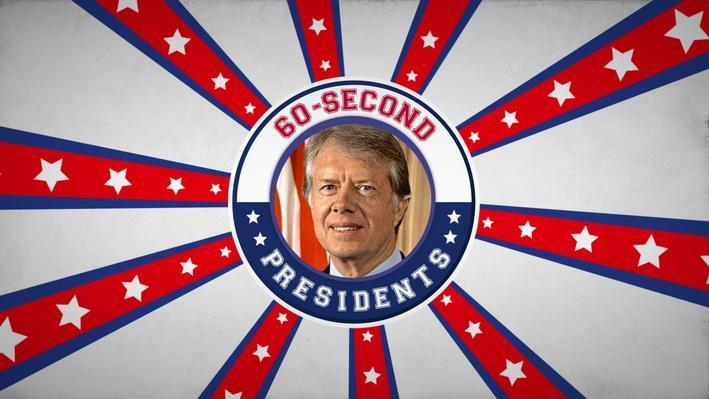 Jimmy Carter | 60-Second Presidents