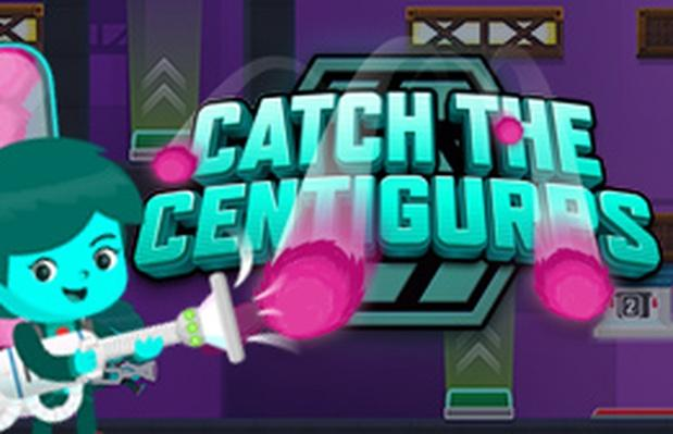 Catch the Centigurps | Odd Squad