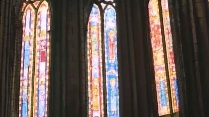 David Macaulay: Cathedrals | Completing the Cathedral at Beaulieu