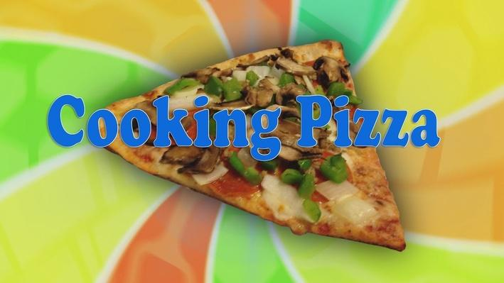 Eat Healthy Food: Cooking Pizza with Caveman | KIDS Clubhouse Adventures