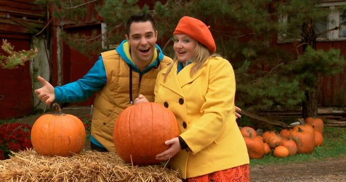 C'est l'automne : La blague | Les saisons de mini