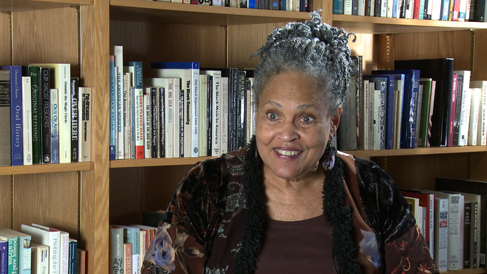 Dr. Charlayne Hunter-Gault