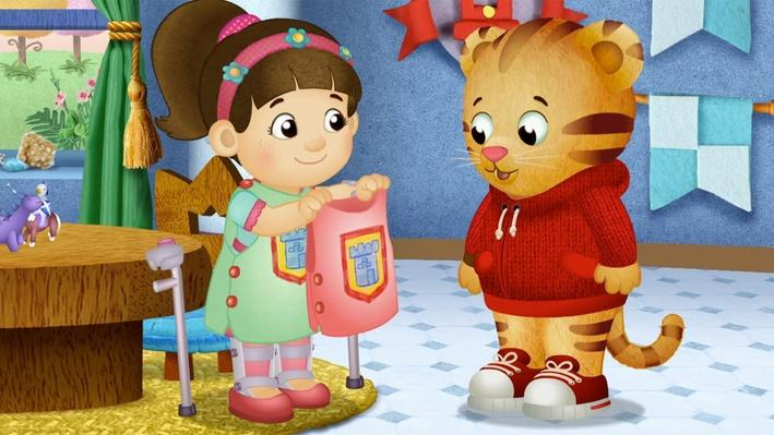 Chrissie Can Do Things Herself | Daniel Tiger's Neighborhood