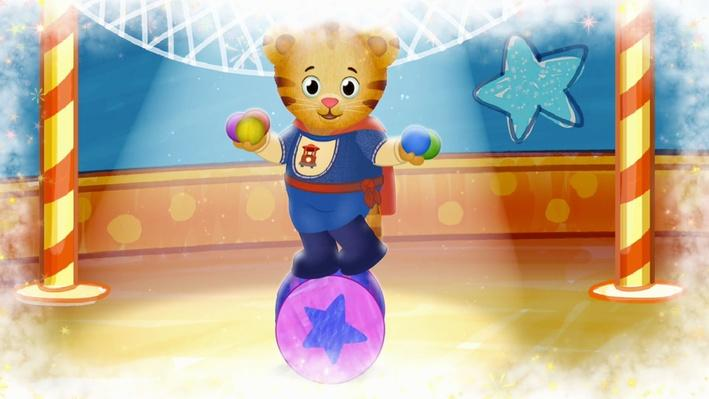 Circus Star Daniel | Daniel Tiger's Neighborhood