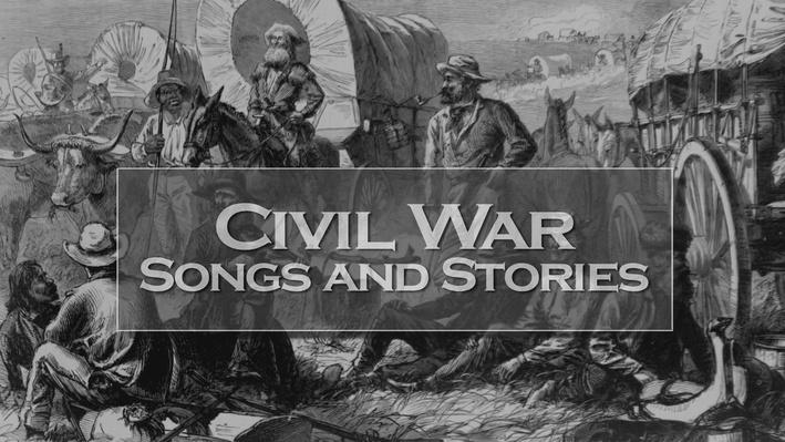 Tennessee Civil War 150 | Songs and Stories