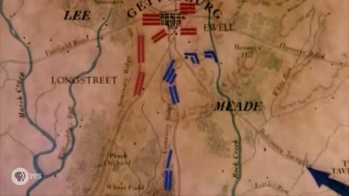 The Civil War: Episode 5 | Gettysburg: The First Day