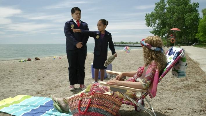 Clear the Beach | The Odd Squad