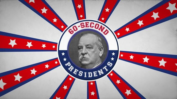 Grover Cleveland | 60-Second Presidents